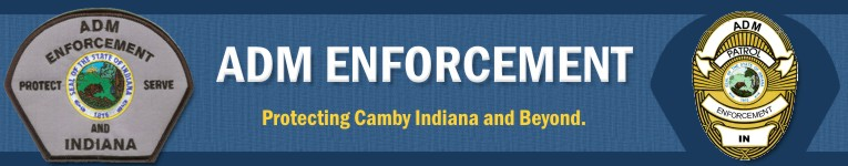 ADM Enforcement: Cabmy, Indiana